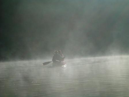 Full Moon Canoe Trip with Canoe Tamar
